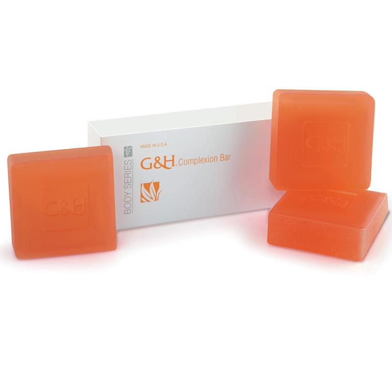 G&H NOURISH+™ Complexion bar - 250 g / 3 stukken